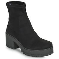 Zapatos Mujer Botas urbanas Victoria ATALAIA CHELSEA Negro
