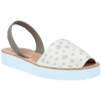Zapatos Mujer Sandalias Ria Sandalias Menorquinas Abarcas mujer de  27300-2-S2 Multicolor