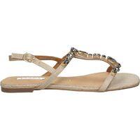 Zapatos Mujer Sandalias D'angela SANDALIAS  DMS19461 MODA JOVEN ORO Doré