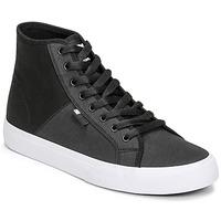 Zapatos Hombre Zapatillas altas DC Shoes MANUAL HI TXSE Negro / Blanco