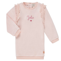 textil Niña Vestidos cortos Carrément Beau ABRICOT Rosa