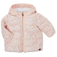 textil Niña Plumas Carrément Beau ACAJOU Rosa