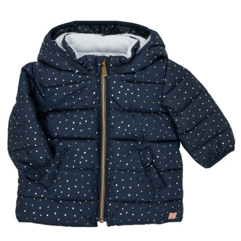textil Niña Plumas Carrément Beau AIGUE-MARINE Marino