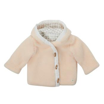 textil Niño Abrigos Carrément Beau AMARANTE Blanco