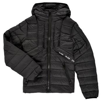 textil Niño Plumas Diesel JDWAIN Negro