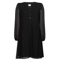 textil Mujer Vestidos cortos Vila VIAMIONE Negro