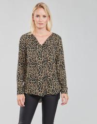 textil Mujer Tops / Blusas Vila VILUCY Marrón