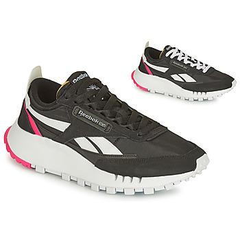 Zapatos Mujer Zapatillas bajas Reebok Classic CL LEGACY Negro / Blanco