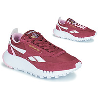 Zapatos Mujer Zapatillas bajas Reebok Classic CL LEGACY Burdeo / Blanco
