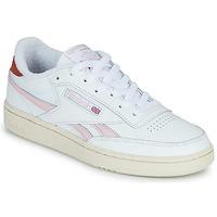 Zapatos Mujer Zapatillas bajas Reebok Classic CLUB C REVENGE Blanco / Rosa