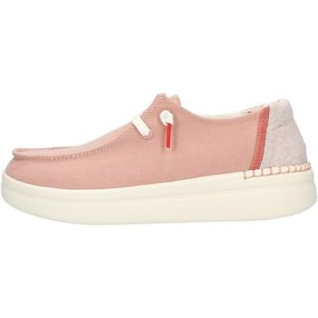 Zapatos Mujer Zapatos náuticos Hey Dude 121945031 Rosa