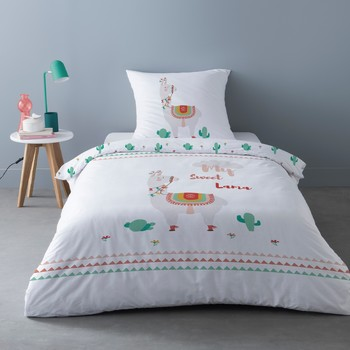 Casa Ropa de cama Mylittleplace TEXA Blanco