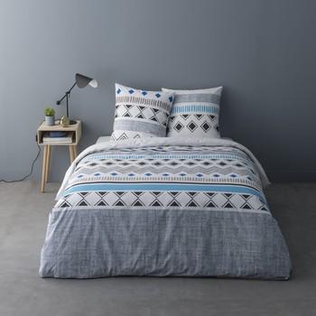 Casa Ropa de cama Mylittleplace BLAISE Gris