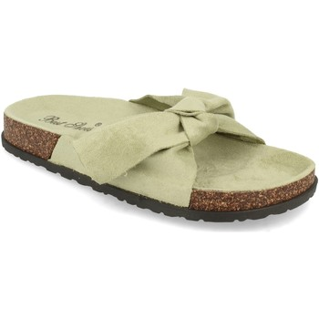 Zapatos Mujer Zuecos (Mules) Milaya 3S12 Verde