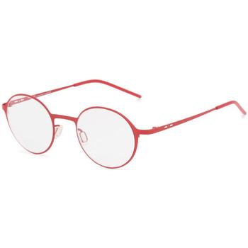 Relojes & Joyas Gafas de sol Italia Independent - 5204A Rojo