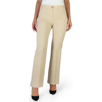 textil Mujer Pantalones chinos Fontana - brenda Marrón