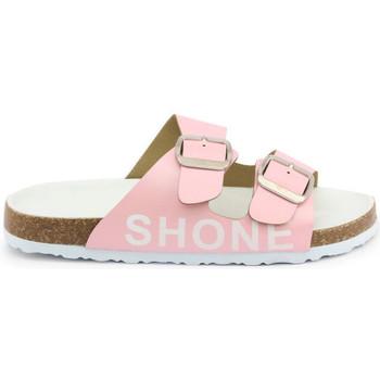Zapatos Niña Zuecos (Mules) Shone - 026797 Rosa