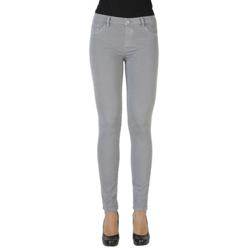 textil Mujer Pantalones Carrera - 00767l_922ss Gris