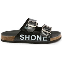 Zapatos Niños Zuecos (Mules) Shone - 026798 Negro