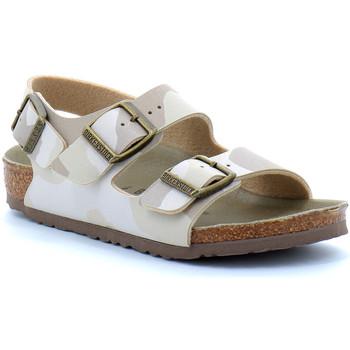 Zapatos Niños Sandalias Birkenstock  Gris