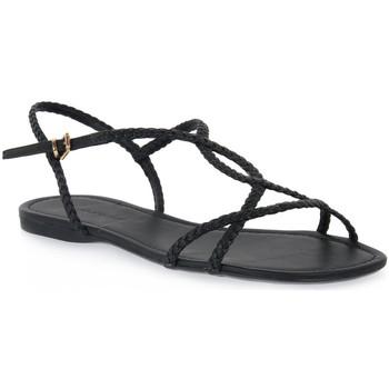 Zapatos Mujer Sandalias Miss Unique UNIQUE   PRETO CALF Nero