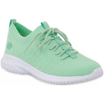 Zapatos Hombre Zapatillas bajas Dockers 880 MINT Verde