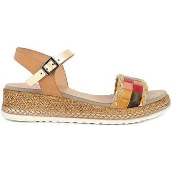 Zapatos Mujer Sandalias Porronet 2712 Dorado