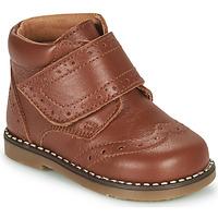 Zapatos Niño Botas de caña baja Citrouille et Compagnie PROYAL Camel