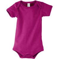 textil Niño Camiseta interior Sols BAMBINO FUCSIA Violeta