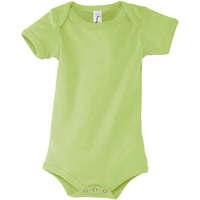textil Niño Camiseta interior Sols BAMBINO VERDE MANZANA Verde
