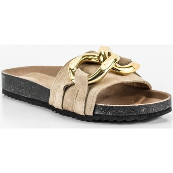 Zapatos Mujer Zuecos (Mules) Penelope 6051 Beige