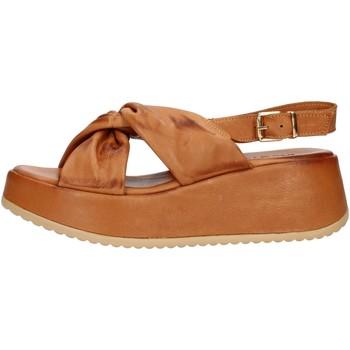 Zapatos Mujer Sandalias Inuovo 779005 Cuero