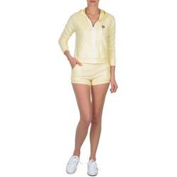 textil Mujer Shorts / Bermudas Petit Bateau TOUPET Amarillo