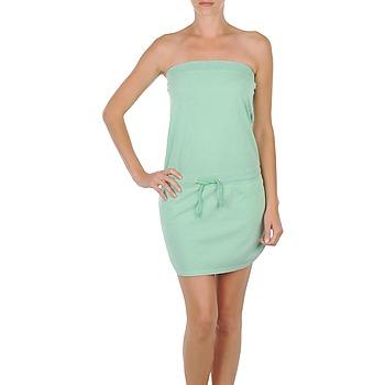 textil Mujer Vestidos cortos Petit Bateau TANGY Verde