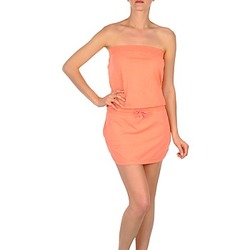 textil Mujer Vestidos cortos Petit Bateau TANGY Coral