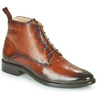 Zapatos Mujer Botas de caña baja Melvin & Hamilton BETTY4 Marrón