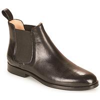 Zapatos Mujer Botas de caña baja Melvin & Hamilton SUSAN 10 Negro