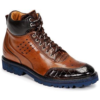 Zapatos Hombre Botas de caña baja Melvin & Hamilton TREVOR 28 Marrón