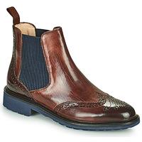 Zapatos Mujer Botas de caña baja Melvin & Hamilton SELINA 6 Marrón