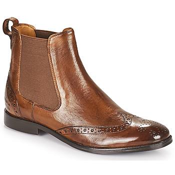 Zapatos Mujer Botas de caña baja Melvin & Hamilton AMELIE 5 Marrón
