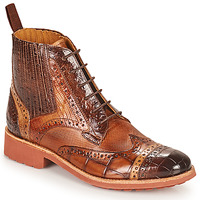 Zapatos Mujer Botas de caña baja Melvin & Hamilton AMELIE 17 Marrón