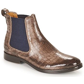 Zapatos Mujer Botas de caña baja Melvin & Hamilton AMELIE 12 Marrón