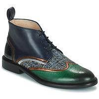 Zapatos Mujer Botas de caña baja Melvin & Hamilton SALLY 30 Marrón