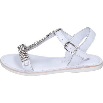 Zapatos Niña Sandalias Joli BH01 Blanco
