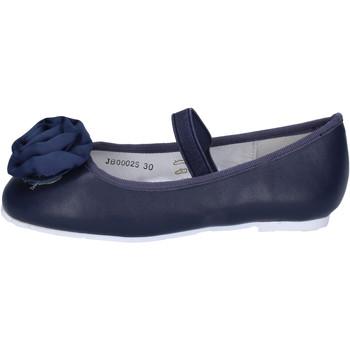 Zapatos Niña Bailarinas-manoletinas Joli BH03 Azul