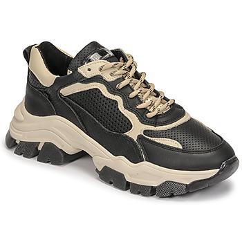 Zapatos Mujer Zapatillas bajas Bronx TAYKE OVER Negro