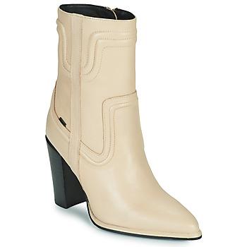 Zapatos Mujer Botas urbanas Bronx NEXT AMERICANA Beige