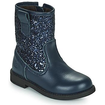 Zapatos Niña Botas de caña baja Citrouille et Compagnie JUCKER Azul