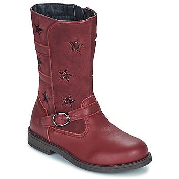 Zapatos Niña Botas urbanas Citrouille et Compagnie HANDRE Burdeo
