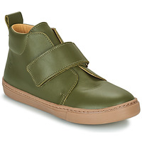 Zapatos Niño Botas de caña baja Citrouille et Compagnie FOJAMO Kaki